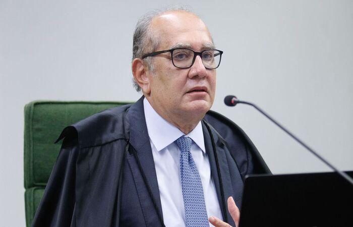 Nova tecnologia pode ajudar na ampliação dos serviços, diz ministro  (Fellipe Sampaio/SCO/STF)