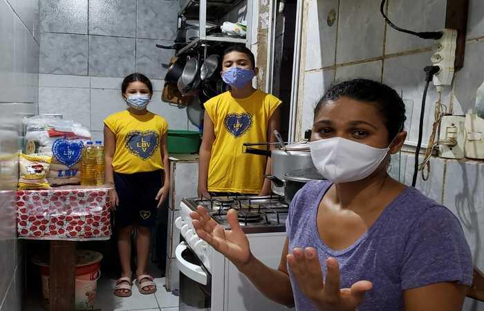 (Foto: LBV/Divulgação )