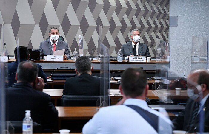 (Foto: Edilson Rodrigues/Agência Senado )