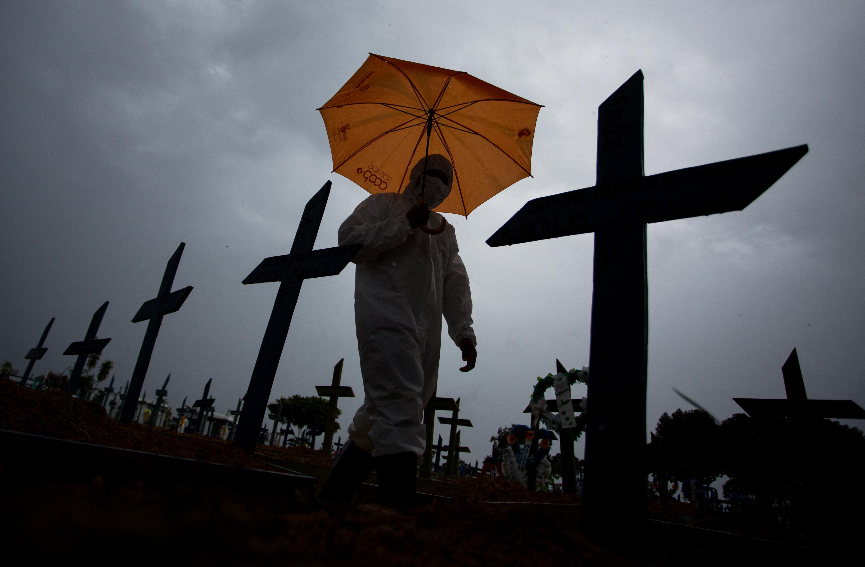(Foto: MICHAEL DANTAS / AFP)