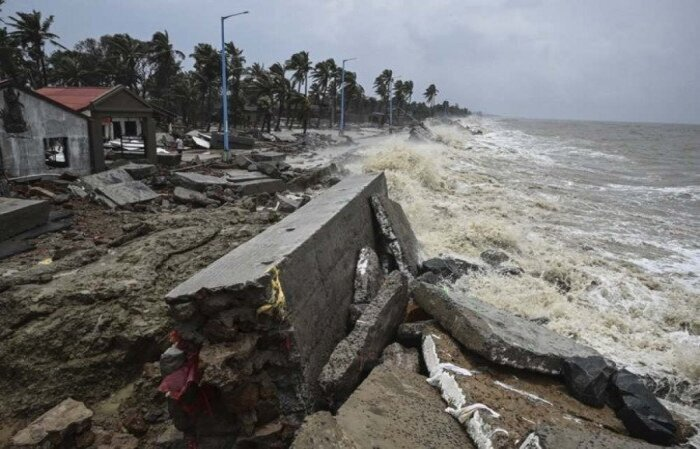 (Foto: Dibyangshu Sarkar/AFP)