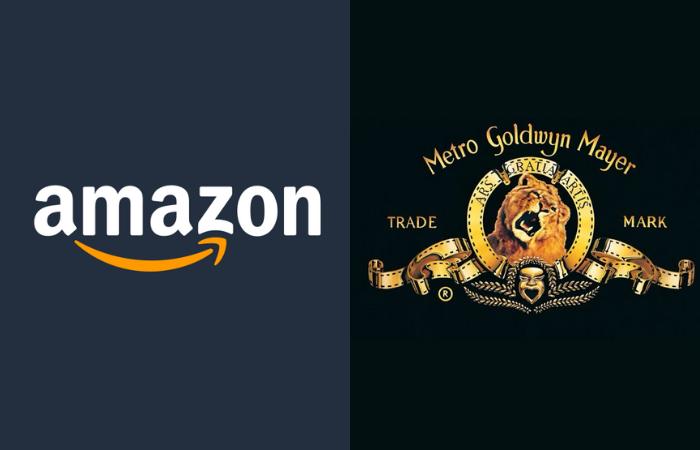 A compra aumentará o catálogo de filmes dentro do Prime Video, serviço de streaming da Amazon (Foto: Amazon/Reprodução e MGM/Reprodução)