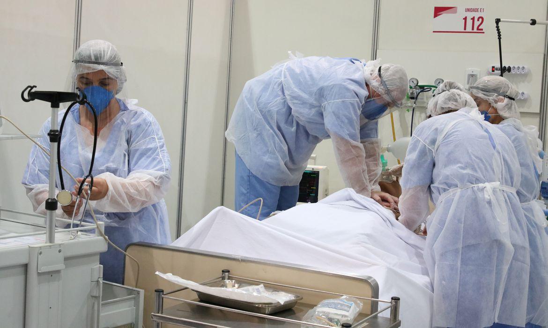 (A semana passada registrou aumento de novas infecções. Foto: Rovena Rosa/Agência Brasil)