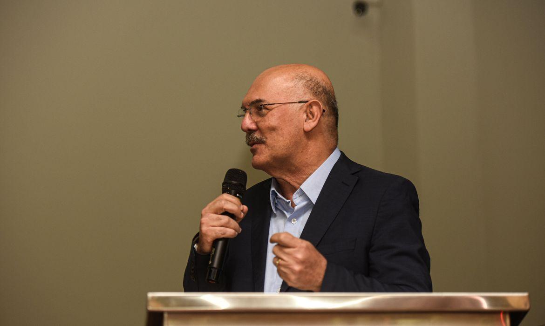 (Ribeiro disse que avaliação remota é o primeiro passo nessa direção. Foto: Catarina Chaves/MEC)