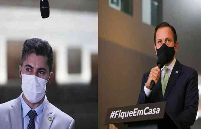 Áudio exibido pelo senador Marcos Rogério (DEM-RO) foi retirado de um documentário sobre as negociações da vacina contra a Covid-19 no Brasil  (foto: Redes sociais/Reprodução )