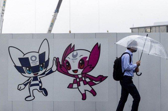 (Tóquio é uma das cidades em estado de emergência pelo menos até o fim da semana. Foto: Behrouz MEHRI / AFP)