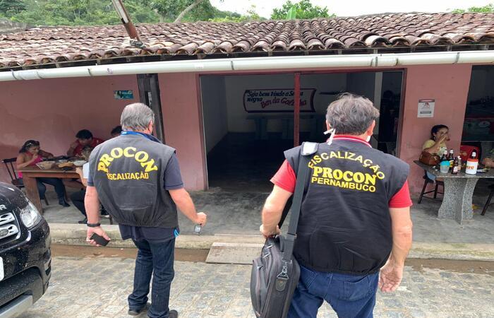 Operações contam com o apoio das gestões municipais, da Apevisa, da Polícia Militar e Civil e do Corpo de Bombeiros (Divulgação/Procon-PE)