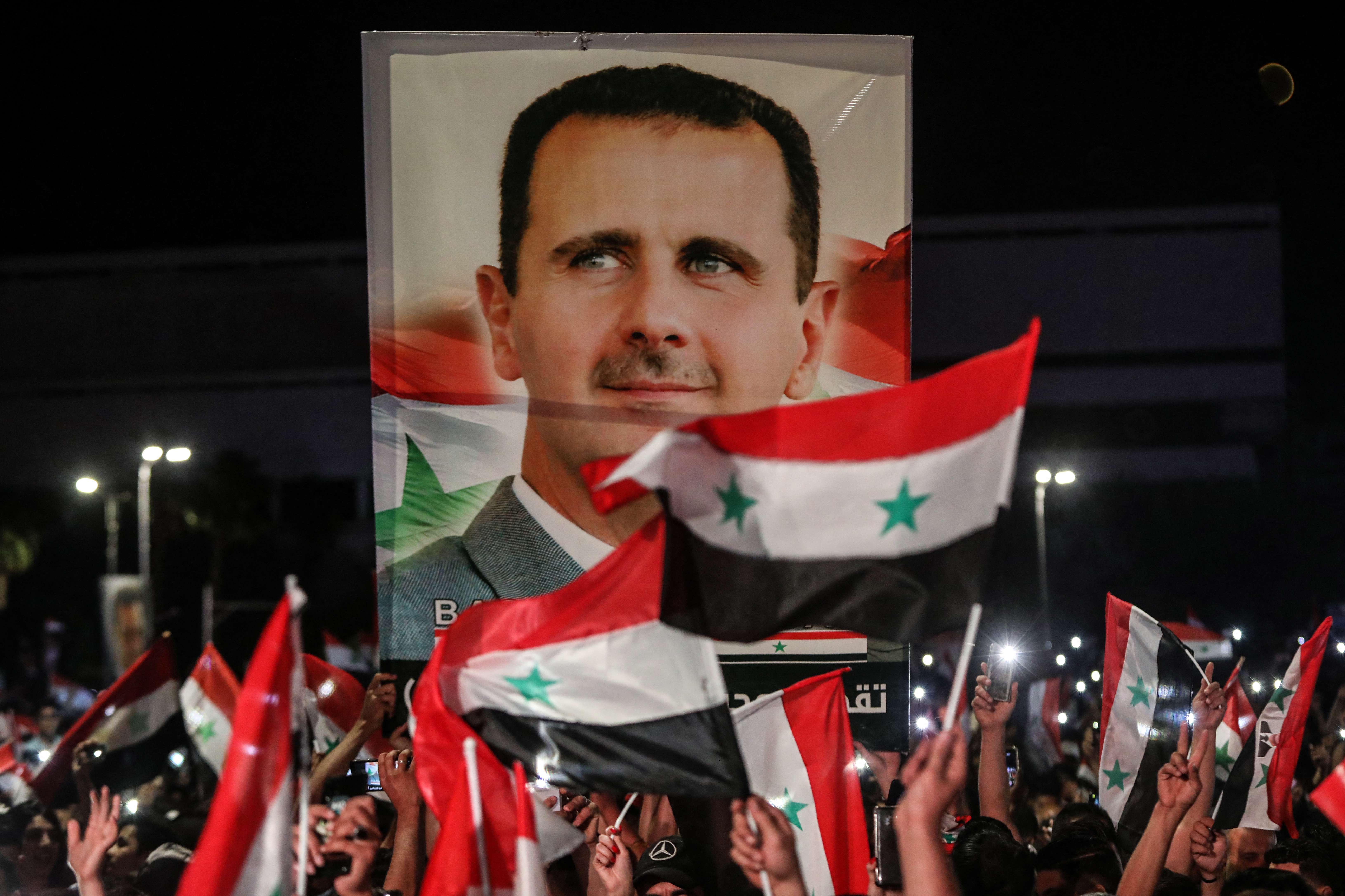 (Foto: LOUAI BESHARA / AFP)