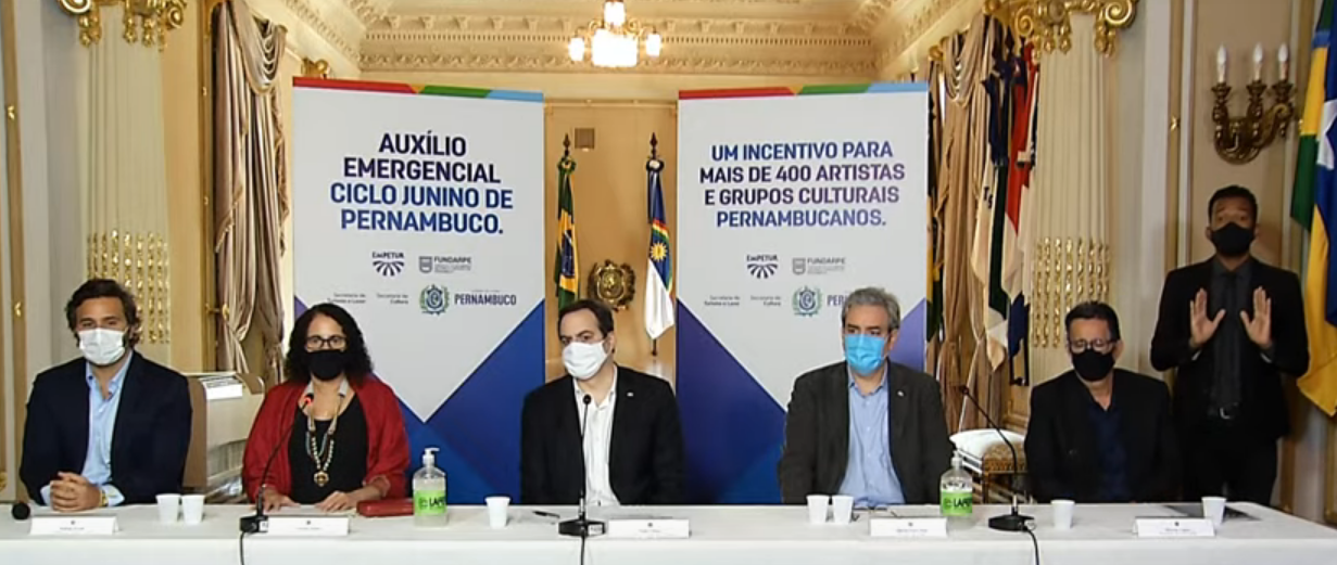 (Governo de Pernambuco/YouTube/Reprodução)