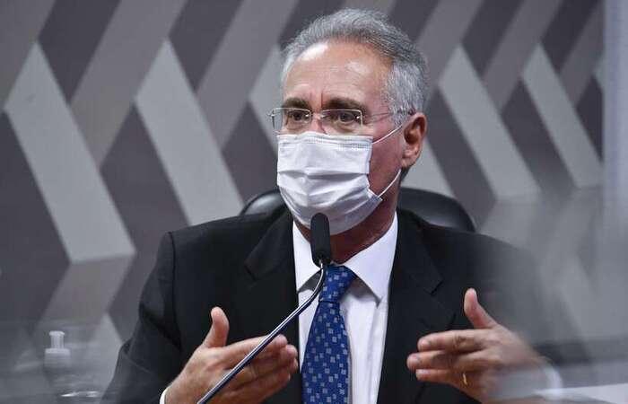 O relator da CPI da Covid no Senado Federal disse que 'se de 20 perguntas, 18 são mentiras', ele cumpre seu papel  (foto: Agência Senado )