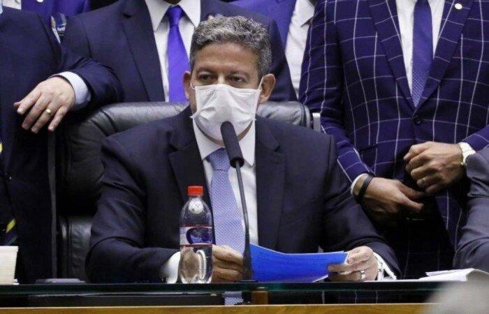 Presidente da Câmara afirmou que o tempo julgará a atuação do Legislativo durante a pandemia. Para ele, a melhoria da situação do país passa, necessariamente, pelas reformas  (crédito: Cleia Viana/Câmara dos Deputados )