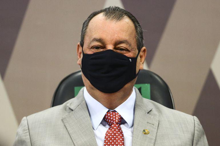 (Ministro da Saúde já prestou depoimento, mas foi reconvocado após participação inconclusiva aos senadores. Foto: Marcelo Camargo/Agência Brasil)