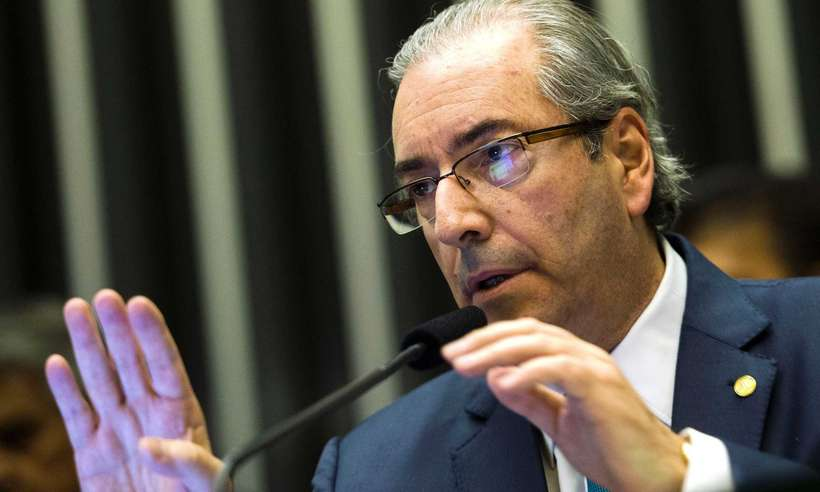 (Eduardo Cunha está afastado da vida política desde 2016, quando foi preso. Foto: Marcelo Camargo/Agência Brasil)