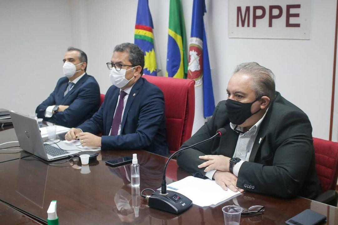 (Ivson Henrique Gomes/MPPE/Divulgação)