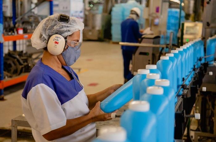 (Empresa vai fabricar 50 produtos diferentes na planta mineira. Foto: Aurélio Santos/Agência LK)