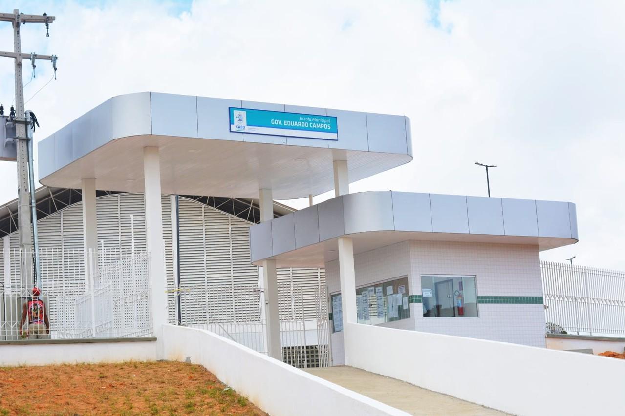 (Prefeitura do Cabo/Divulgação)