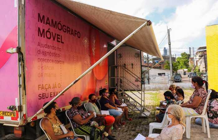 (Foto: Ikamahã/Secretaria de Saúde do Recife)