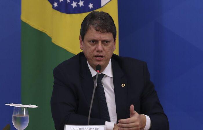 Tarsício de Freita participa do Fórum de Investimentos Brasil 2021  (Marcello Casal Jr/Agência Brasil)