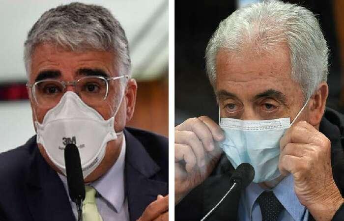 Segundo Eduardo Girão, Alencar constrangeu a médica Nise Yamaguchi  (foto: Fotos: Jeferson Rudy/Agência Senado )