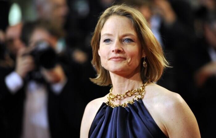 A primeira vez da atriz no Festival de Cannes foi aos 13 anos como parte do elenco de 'Taxi Driver' (Foto: Anne-Christine Poujoulat/AFP)