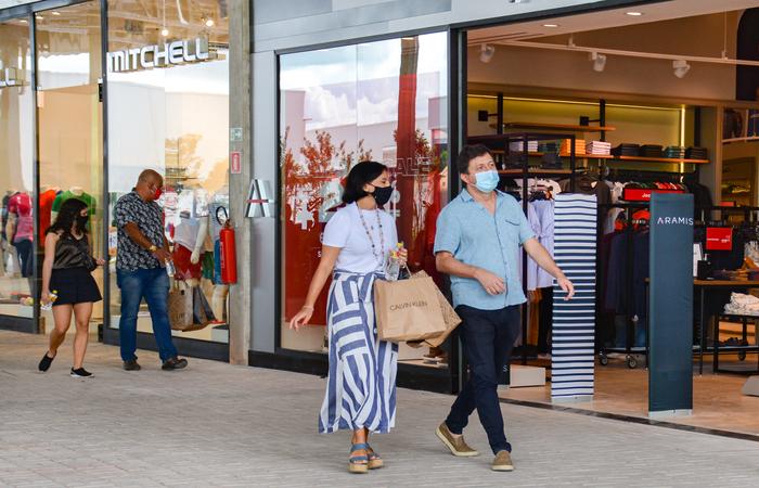 Os shoppings do Grande Recife funcionarão normalmente, das 10h às 20h (Divulgação/Tsuey Lan Bizzocchi)