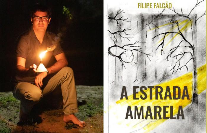 Capa de A Estrada Amarela (Foto: Gustavo Bettini/Divulgação)