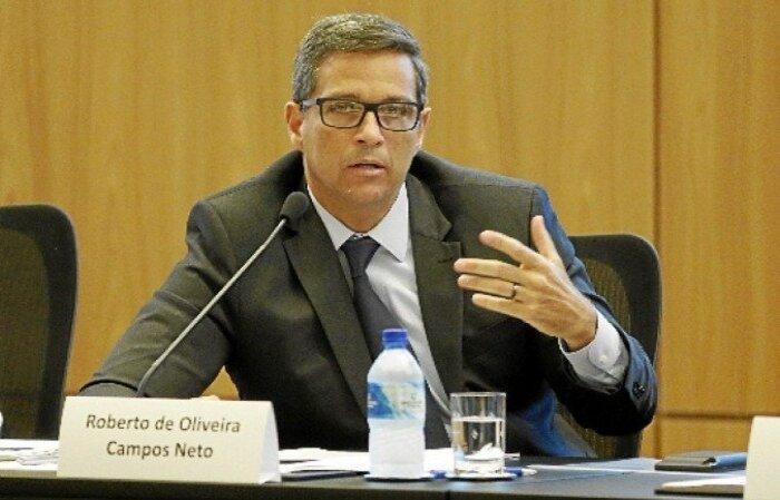 De acordo com presidente do Banco Central, nova crise de energia vai aumentar preço dos alimentos e tem impacto na taxa de juros neutra e no mercado de crédito  (crédito: Raphael Ribeiro/ BCB )