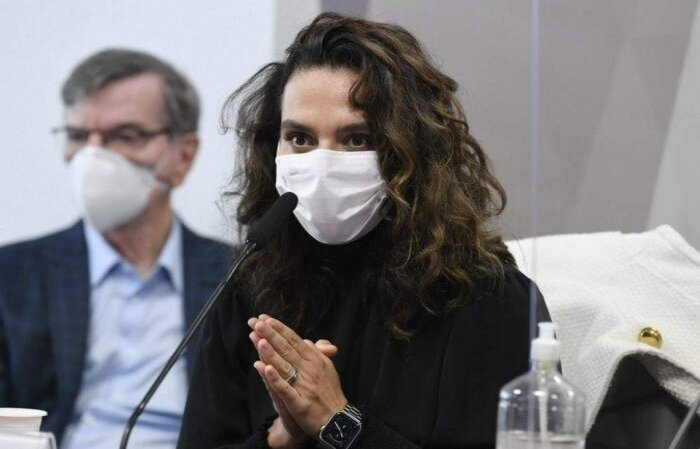"""Infectologista ficou 10 dias no Ministério da Saúde, mas nomeação não foi aprovada pelo Palácio do Planalto. Ela frisou que todas as decisões """"devem ser pactuadas com todas as esferas do governo"""". """"Isso faltou"""", afirmou  (crédito: Jefferson Rudy/Agência Senado )"""