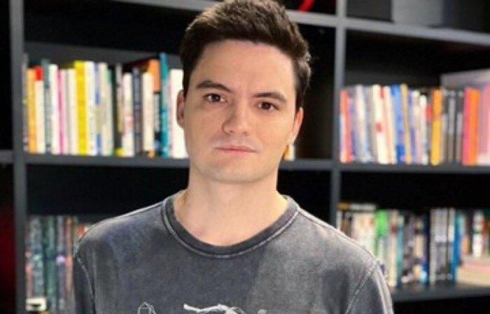 Felipe Neto foi indiciado pela Delegacia de Repressão a Crimes de Informática (DRCI), em novembro de 2020, por não colocar classificação indicativa em vídeos antigos de seu canal no Youtube  (crédito: Reprodução/Instagram )
