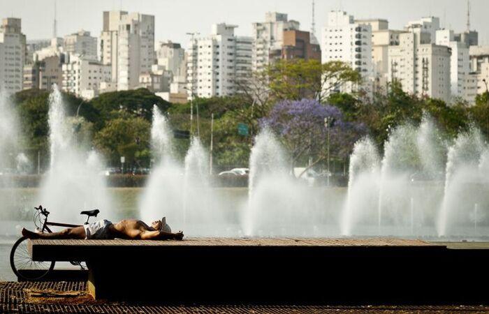 PlanClima foi lançado hoje pelo prefeito da capital paulista  (Marcelo Camargo/Agência Brasil)