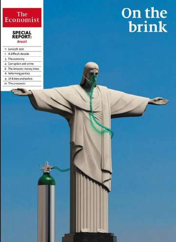 (Foto: Reprodução/The Economist)