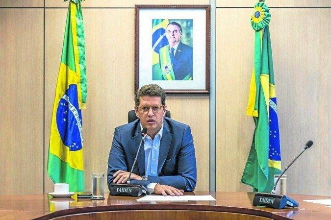 (Foto: Ministerio Meio Ambiente/Divulgação)