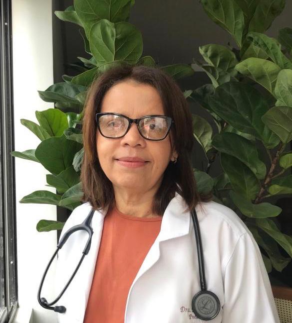 Rita Ferreira, pneumologista do Hospital das Clínicas ( Foto: Arquivo Pessoal.)
