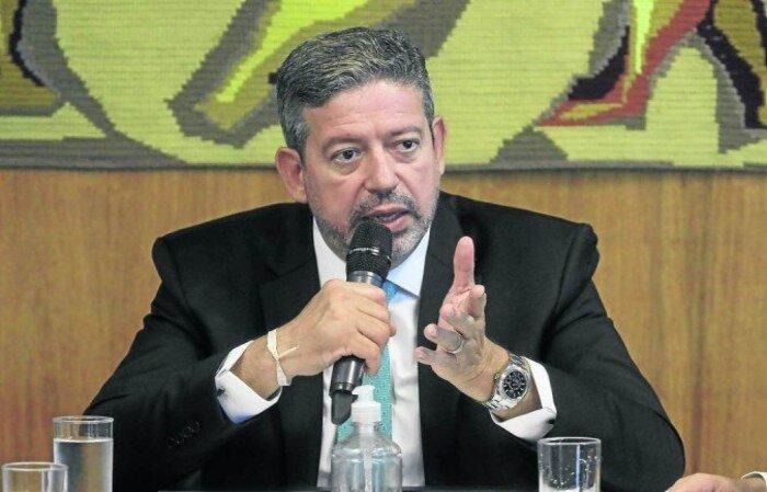 """Presidente da Câmara diz que precisa do """"kit completo"""" para que os parlamentares tenham """"uma leitura plana"""" de quais mudanças o governo quer implementar no sistema tributário  (crédito: Luis Macedo/CB/D.A Press )"""
