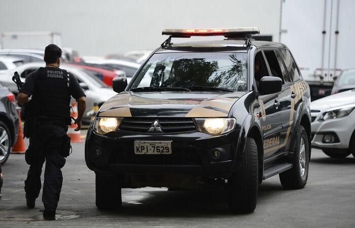 Acusados foram presos no Brasil por ordem de captura da Interpol  (Tânia Rego/Agência Brasil)