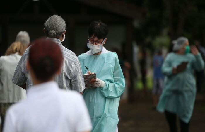 Campanha de vacinação contra a Influenza entra na 3ª fase nesta quarta  (Marcello Casal Jr/Agência Brasil)