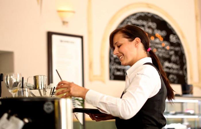 As vagas para qualificação profissional são para cursos na área de gastronomia, de garçom e atendente de lanchonete (Reprodução/Pixabay)