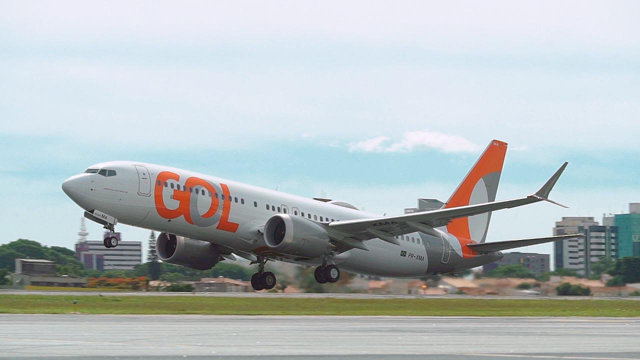 De acordo com a GOL, a compra reflete o compromisso da companhia em expandir a demanda brasileira por transporte aéreo (Divulgação/GOL)