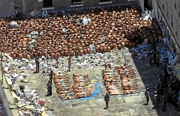 Condenações a 73 policiais estabelecidas por cinco tribunais do júri haviam sido anuladas pelo Tribunal de Justiça de São Paulo em 2018. Penas variam de 48 a 624 anos de prisão  (crédito: Reprodução/Internet)