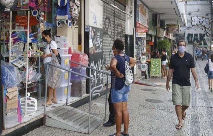 A maioria é de micro e pequenas empresas (Fernando Frazão/Agência Brasil)