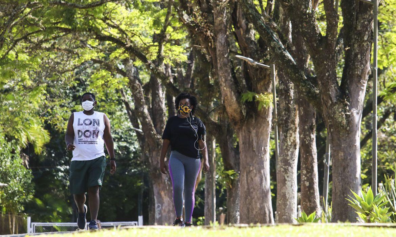 (Horto Florestal e Parque da Cantareira ficam na zona norte da capital. Foto: Rovena Rosa/Agência Brasil)