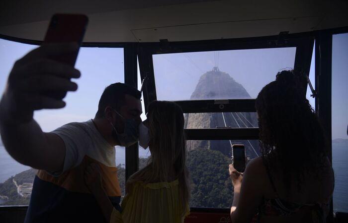 Ação aproveita data para oferecer a turistas descontos exclusivos  (Tânia Rêgo/Agência Brasil)