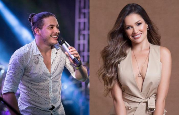 A campeã do BBB21 também confirmou participação em lives com Elba Ramanho e Gilberto Gil (Foto: Luan Promoções/Divulgação e Instagram/Reprodução)