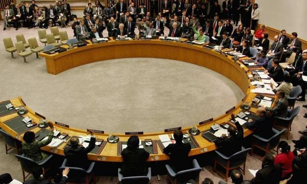(Após 11 anos, o país ocupa assento não permanente no biênio de 2022-2023 e pretende fortalecer as missões de paz da ONU. Foto: Monika Graff/AFP)