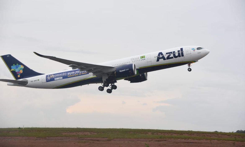 (A companhia planeja começar a voar para 8 cidades no segundo semestre. Foto: Ministério da Saúde/Divulgação)
