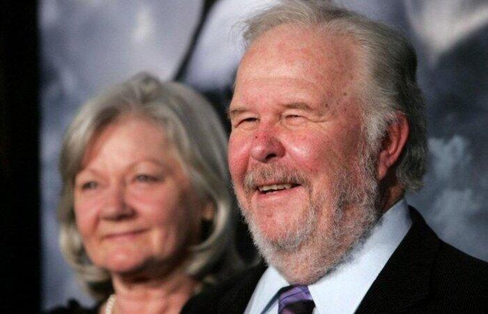 Segundo sua agente, o ator faleceu de causas naturais rodeado por amigos e familiares (Foto: Frazer Harrison/AFP)