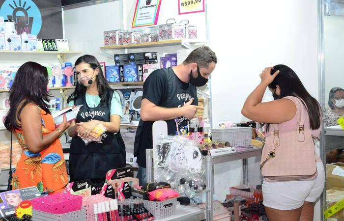 O evento, considerado o maior neste segmento na região, marca o retorno das grandes feiras no Agreste (Romário Oliveira/Divulgação)