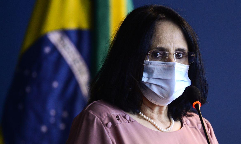 (Ministra participou de seminário na Câmara dos Deputados. Foto: Marcelo Camargo/Agência Brasil)