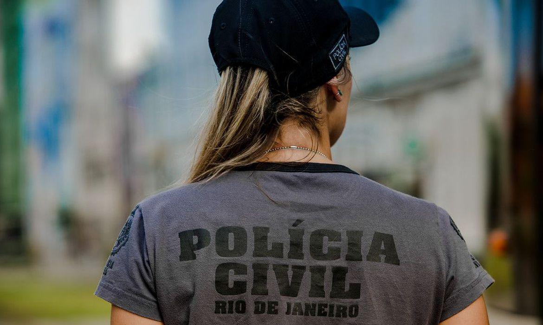 (Segundo a Sepol, o policial militar é apontado como líder do grupo. Foto: Divulgação/Governo do Rio de Janeiro)