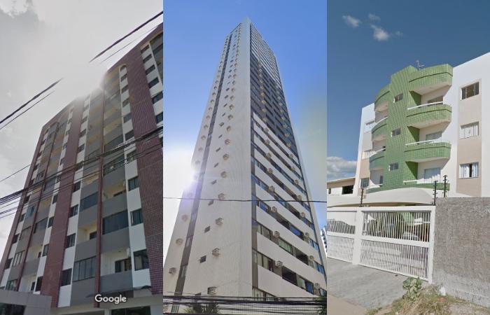 Imagens dos lotes 13, 17 e 16. (Foto: Gracie Leilões/Divulgação)